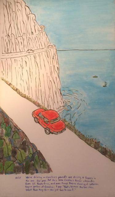 , 'Driving,' , John Molloy Gallery