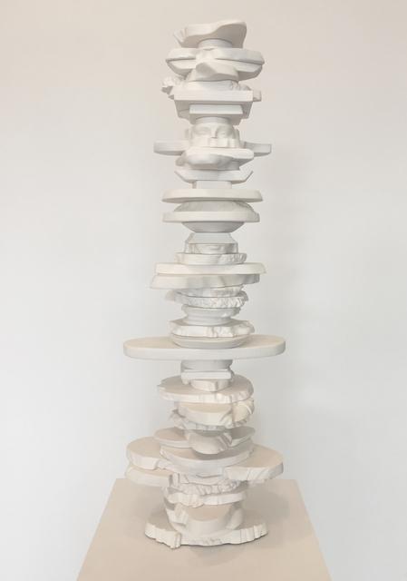 , 'Stone Stack,' 2018, Galerie Clara Maria Sels