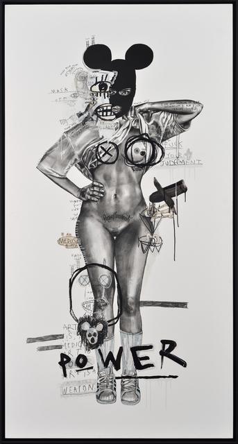 , 'Power,' 2018, Galerie C.O.A