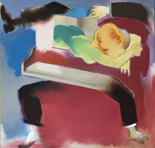 , 'Swoon,' 1994, Waterhouse & Dodd