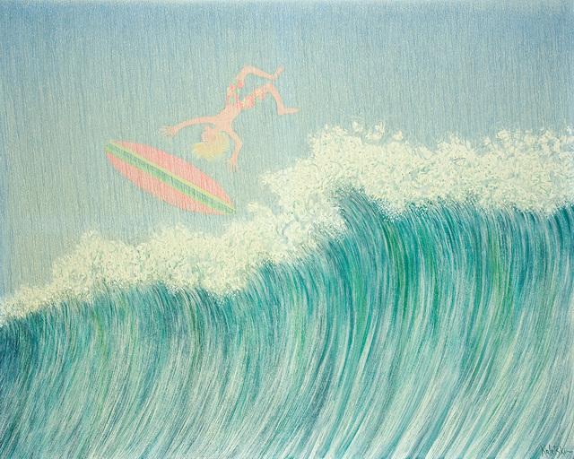 , 'Surf,' 2009, Anna Zorina Gallery
