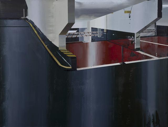 Cui Jie, 'Underground Car Parking #1', 2012, Leo Xu Projects