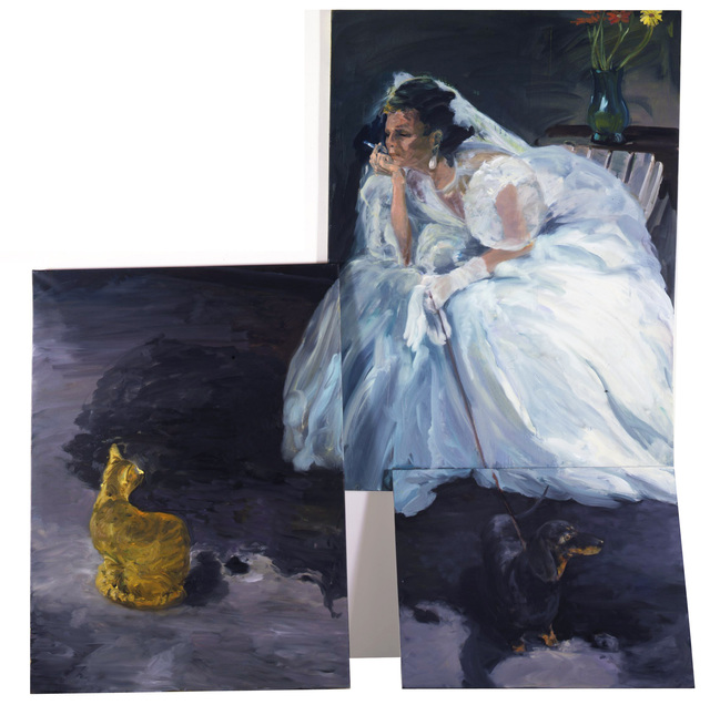 ERIC FISCHL     Early Paintings   Eric Fischl Early Paintings