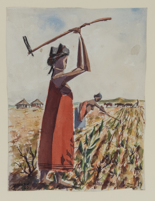 , 'Xhosa Women in the Field,' 1960, Gallery MOMO