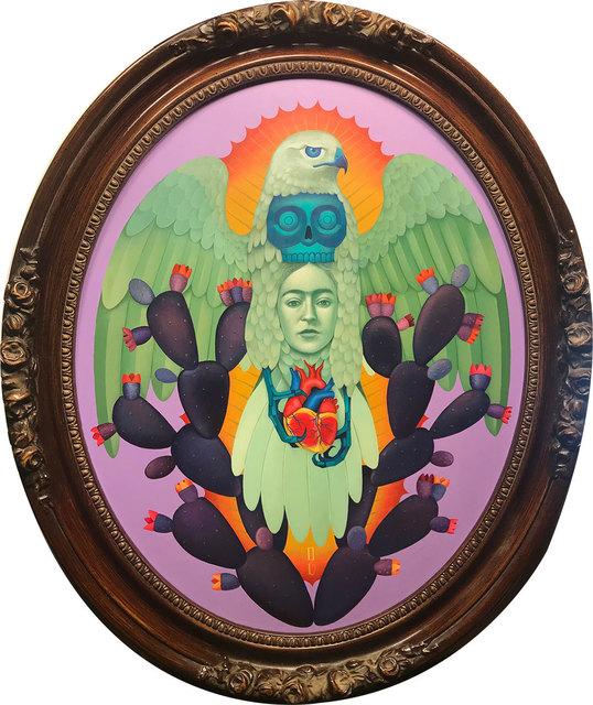 , 'Su Majestad,' 2018, Haven Gallery
