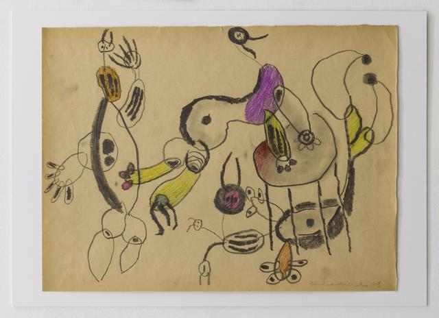, 'TIERE,' 1948, Galerie Elisabeth & Klaus Thoman