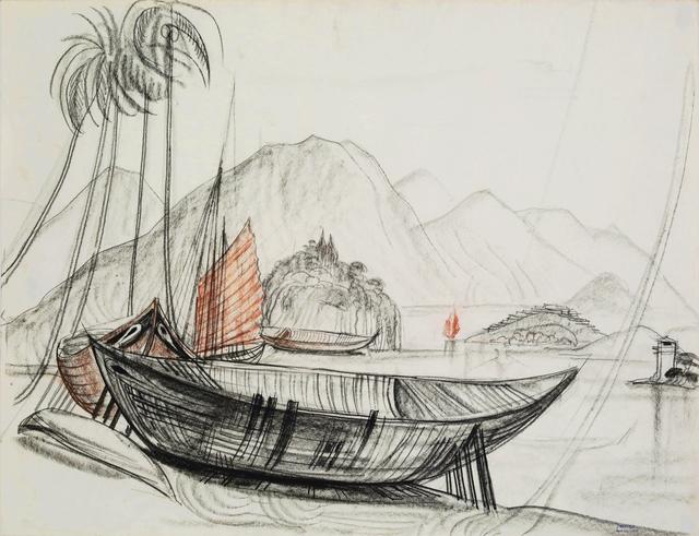 , 'Indochina,' 1948-1958, Galerie Dumonteil