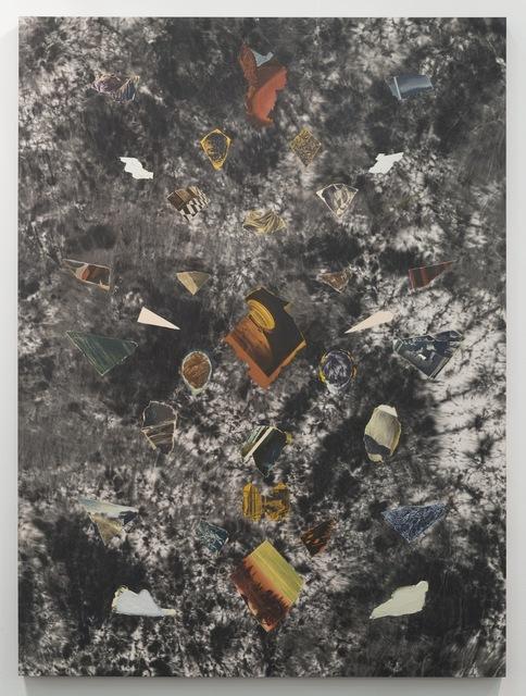 , 'Fragment Study V,' 2015, MONITOR