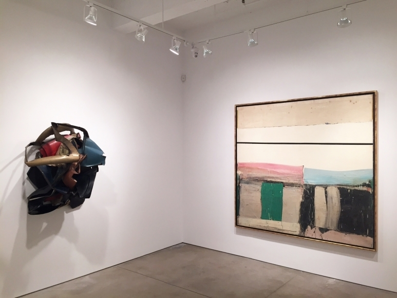 Chamberlain, de Kooning & Others, January 08, 2015 - March 21, 2015