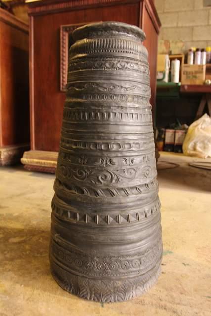 , 'Cylinder Seal #3,' 2015, TKG+