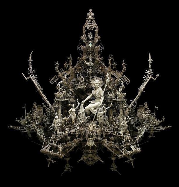 , 'Neo-Hellenism,' 2013, Joshua Liner Gallery