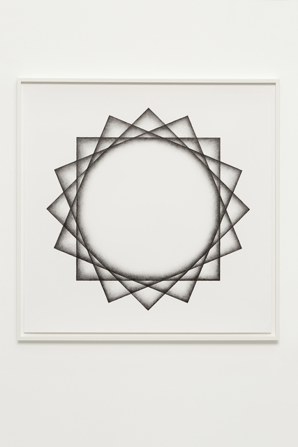 , 'Four rotating squares,' 2018, i8 Gallery