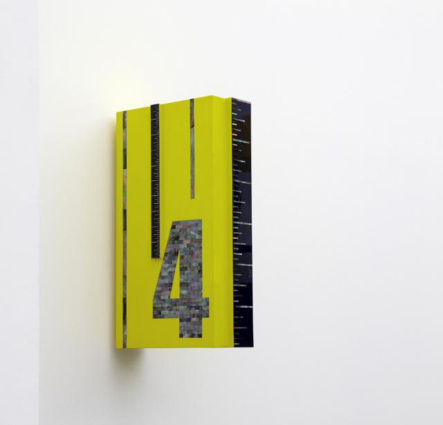 , 'Ruler No. 4,' 2012, Leeahn Gallery