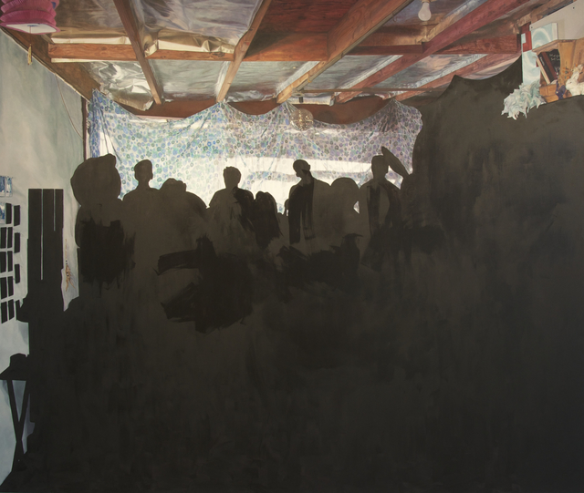 , 'Lights Out ,' 2007, Wilding Cran Gallery