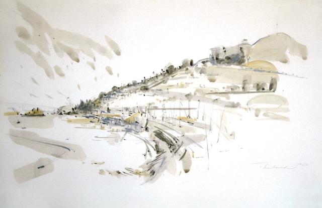 , 'Sausalito,' 1954, Tasende Gallery