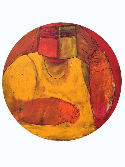 , 'Om Battola 1,' 2016, al markhiya gallery