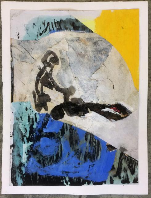 Emmanuel Bornstein, 'Untitled LXVI', 2017, Galerie Crone