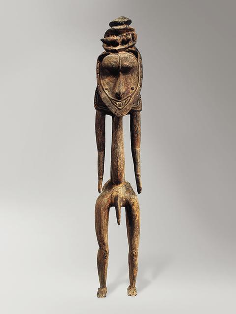 , 'Sümoanangassa Male Figure ,' , Musée du quai Branly