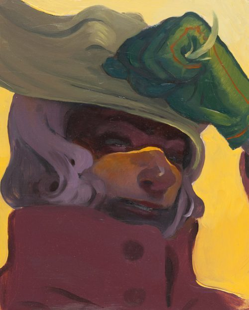 , 'Heir Stroker,' 2017, Helikon Gallery & Studios