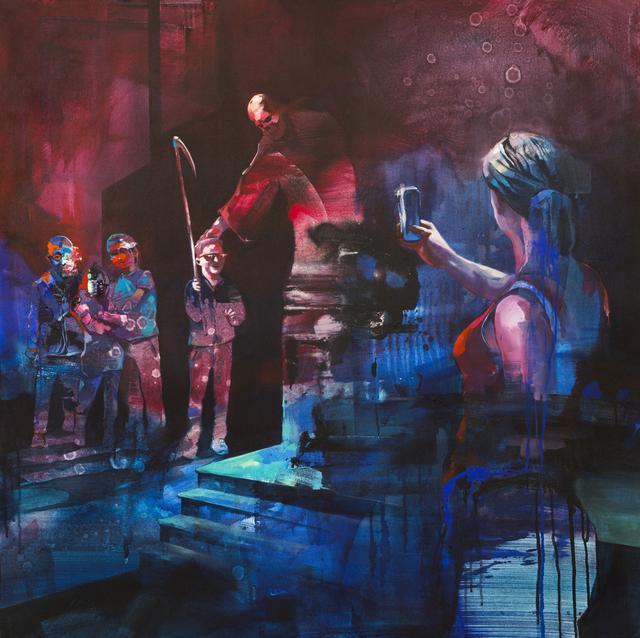 , 'WannaBees,' 2016, Galerie SOON