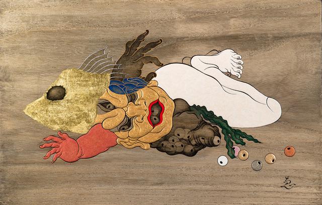 , 'Deep Sea Fish A,' 2013, Onishi Gallery