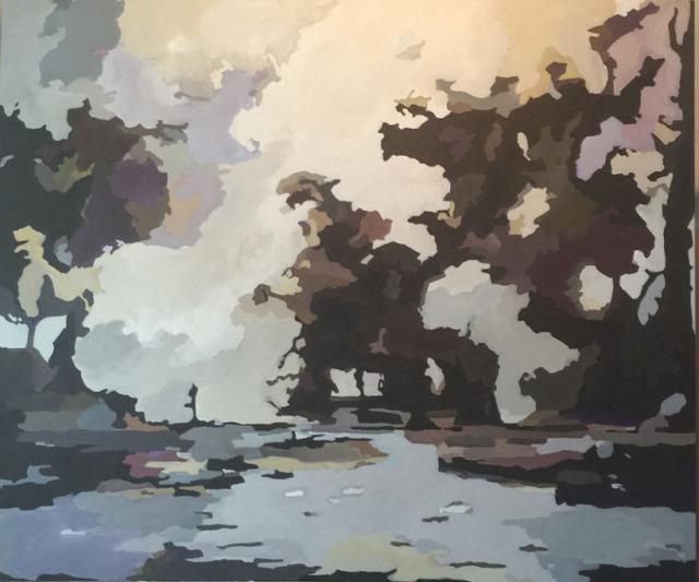 , 'Low Tide ,' 2017, Wally Workman Gallery