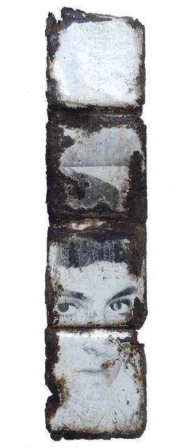 , 'in-ruins 07,' 2018, ICI International Cultural Institute