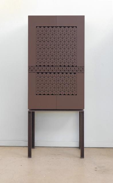 , 'Medieval Cabinet,' , PILAR CLIMENT