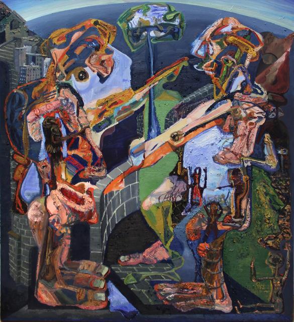 , 'Nicaea X,' 2017-2018, Michael Gibson Gallery