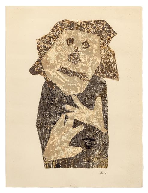 Jean Dubuffet, 'Plaignante', Hindman