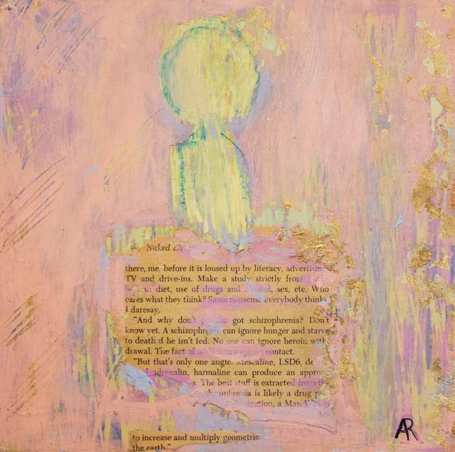 , 'LSD 6,' 2017, Fountain House Gallery
