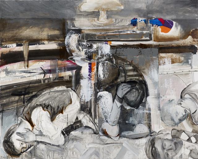 , 'Air Raid,' 2016, Mind Set Art Center