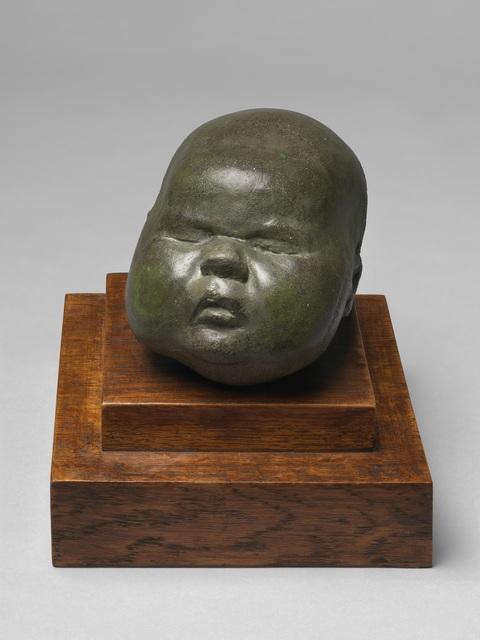 , 'Baby's Head,' 1926, Osborne Samuel