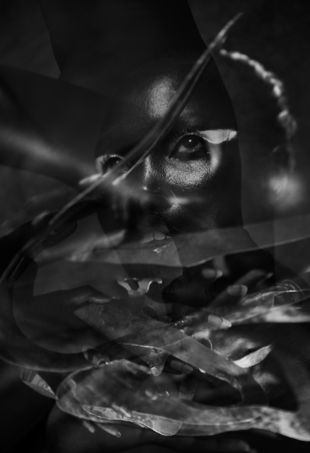 ", 'Framed Black and White photograph by Alex Korolkovas ""Eves #11"",' 2018, Valerie Goodman Gallery"