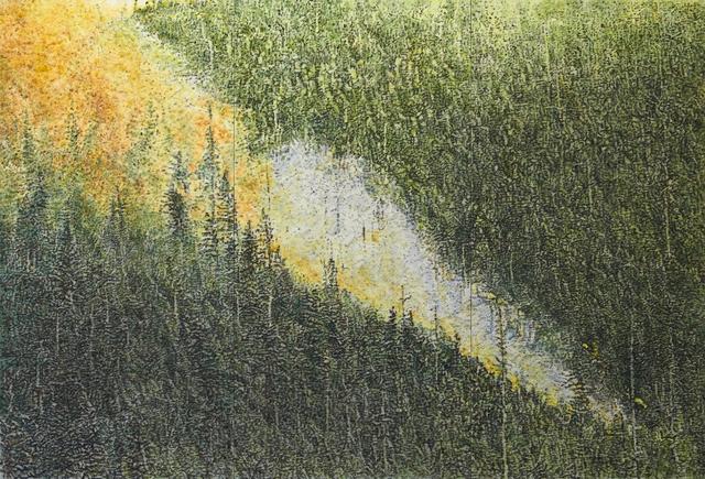 , 'Ignition III,' 2014, PLUTSCHOW GALLERY