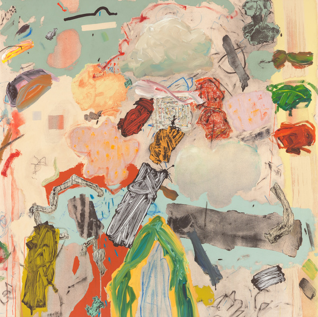 Doyle Gertjejansen, 'West Facing Cloud', 2020, Painting, Acrylic on canvas, Callan Contemporary