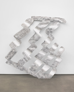 Johannes VanDerBeek, 'Wall (Thunder Stack)', 2012, Feuer/Mesler