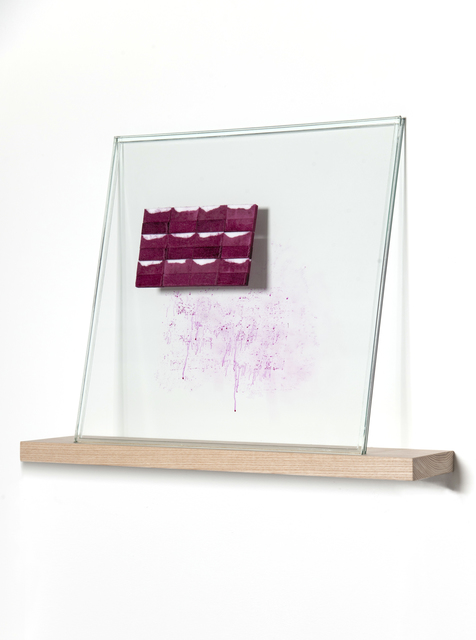 , 'Moist (magenta) I,' 2012, Whitehouse Gallery