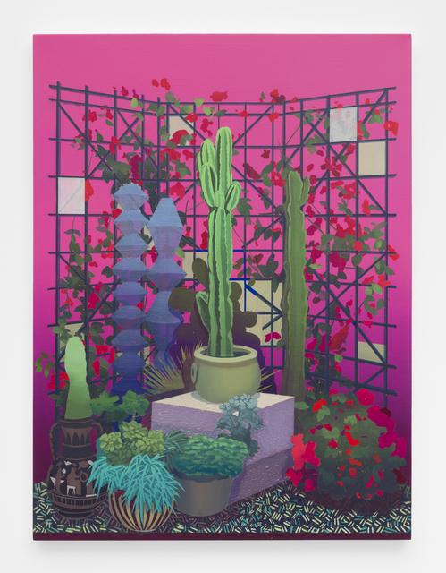 Robert Minervini, 'Center Stage', 2018, Edward Cella Art and Architecture