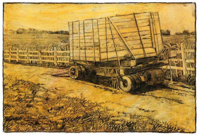 , 'First Massachusetts, Emmitsburg Road, Gettysburg,' 2005, Fleisher/Ollman