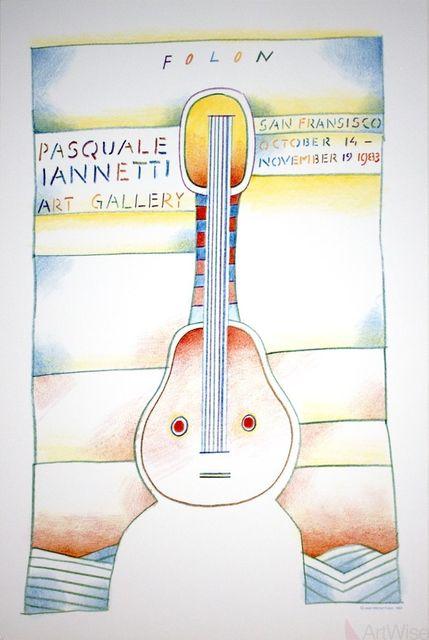 , 'Pasquale Iannetti Art Gallery,' 1983, ArtWise