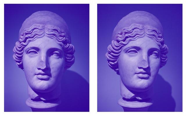 Sara VanDerBeek, 'Roman Women XII,' 2013, Metro Pictures
