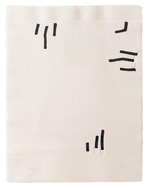 , 'Hommage à Johann Sebastian Bach I,' 1997, Zeit Contemporary Art