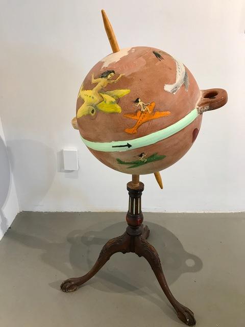 , 'World Wind,' 2017, galerie 103