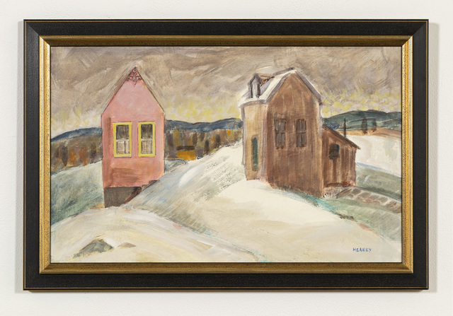 , 'Winter,' mid century, Russo Lee Gallery