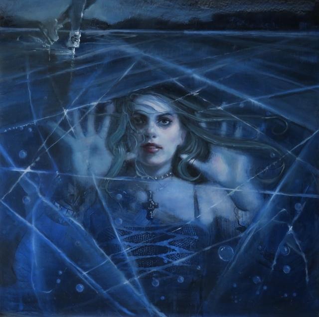 , 'Under Ice,' 2019, Haven Gallery