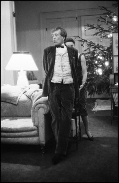Inge Morath, 'John Huston dancing at his home in Ireland /Unique Serie vintage prints', 1954, °CLAIR Galerie