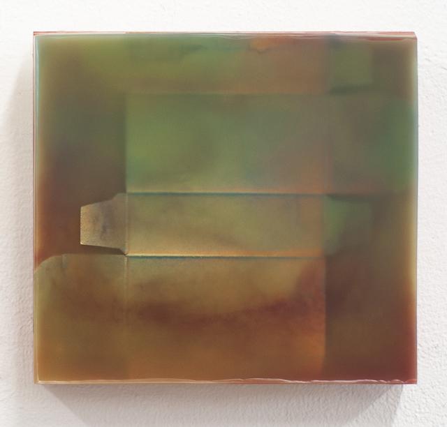 , 'Refresh Tears (unframed waxwork),' 2018, Front Room Gallery