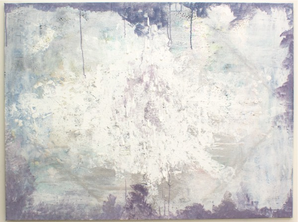 Lauren Benrimon, 'White Serenity', 2012, Painting, David Benrimon Fine Art