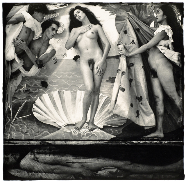 Joel-Peter Witkin, 'Gods of Earth and Heaven, Los Angeles ', 1998, Etherton Gallery
